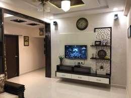 Century Infinity- Bangalore:   by Custom Decor