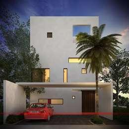 proyecto a-41:  de estilo  por studio arquitectura