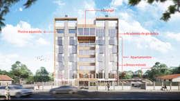 Projeto Manoel Ferreira:   por Rodrigo Santos Arquitetura