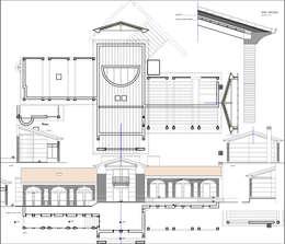 Realizzazione villa in campagna a verona for Planimetrie in stile country