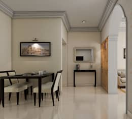 Project: modern Dining room by Modulart