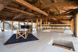House NI: 1-1 Architects 一級建築士事務所が手掛けたサンルームです。