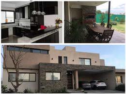 Casas unifamiliares de estilo  por press profile homify