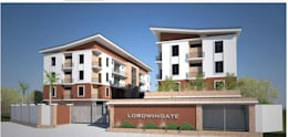 Lordwingate Estate:  Terrace house by Peridot Architects
