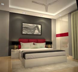 modern Bedroom by Nature in My Life