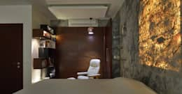 Interior project: modern Study/office by Creative Geometry