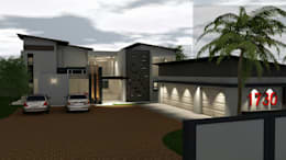 Eye of Africa :   by MNM MULTI PROJECTS