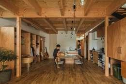 Phòng ăn by ALTS DESIGN OFFICE