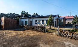 제주 수망일기: 더 이레츠 건축가 그룹의  주택