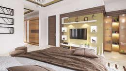 Bedroom Design : modern Bedroom by Idea Associates