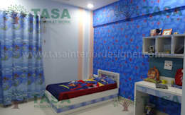 Kids Bedroom: modern Bedroom by TASA interior designer