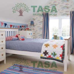 Kids Room: modern Bedroom by TASA interior designer