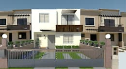 Render adecuado a situación actual de la residencia.:  de estilo  por 78metrosCuadrados