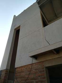 Casa Fleming:  de estilo  por MSGARQ