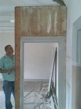 Hertex Wynberg - Restoration and Renovation of Historical Building:   by Renov8 CONSTRUCTION