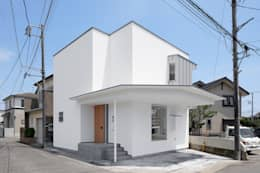 atelier137 ARCHITECTURAL DESIGN OFFICE의  주택