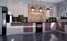 TT Yapı Mimarlık – Mutfak: modern tarz Mutfak