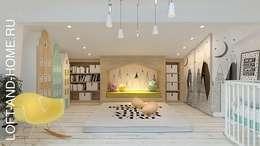 Projekty,  Schody zaprojektowane przez Loft&Home