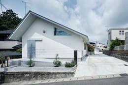 吉田裕一建築設計事務所의  목조 주택