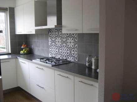 Nhà bếp by Kolory Maroka