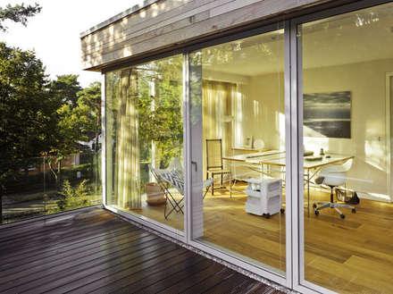 Haus Jacobs Moderne Huser Von Berlin With Modernes Haus Design