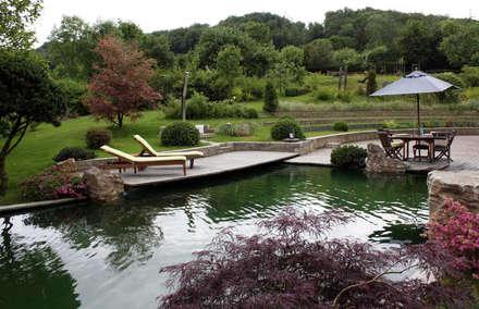 Garden Pond by Kirchner Garten + Teich GmbH