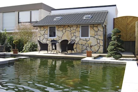 Garden pond design ideas, inspiration & pictures | homify