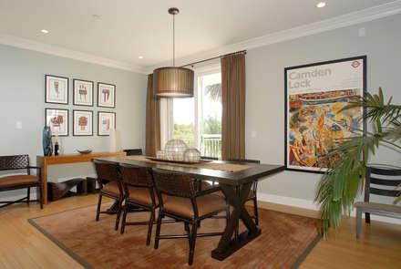 Palma de Malljorca (Home): modern Dining room by Lewis & Co
