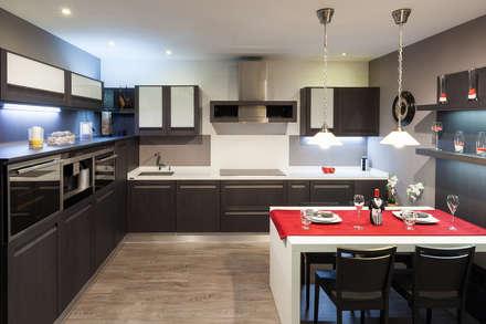 ห้องครัว by Cocinas Rio