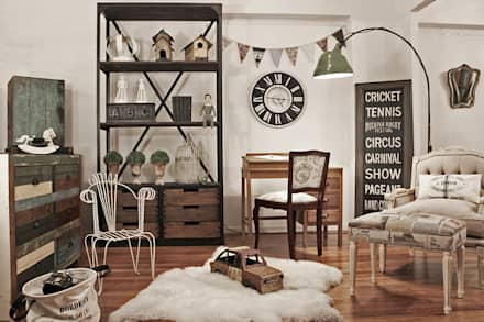 Teen bedroom by Estación Ortiz