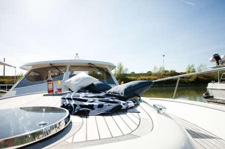 Deckgestaltung - nachher:  Yachten & Jets von Münchner home staging Agentur GESCHKA