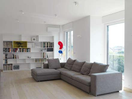 soggiorno: idee, immagini e decorazione | homify - Soggiorno Angolare Moderno