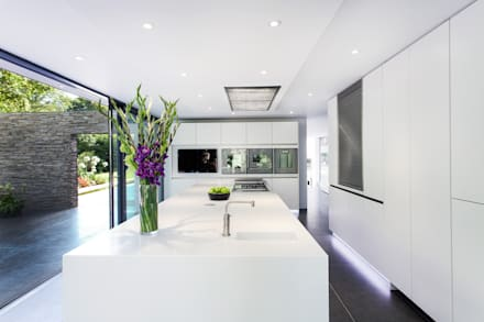 AR Design Studio  Abbots Way: Modern Kitchen By AR Design Studio Part 90