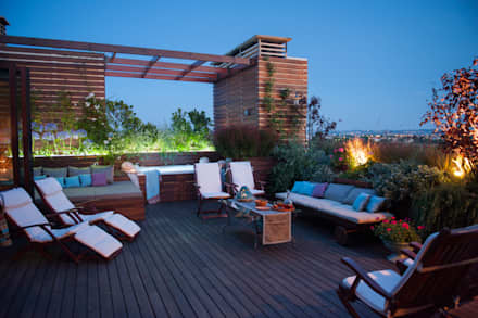 Flat roof design ideas, inspiration & pictures | homify