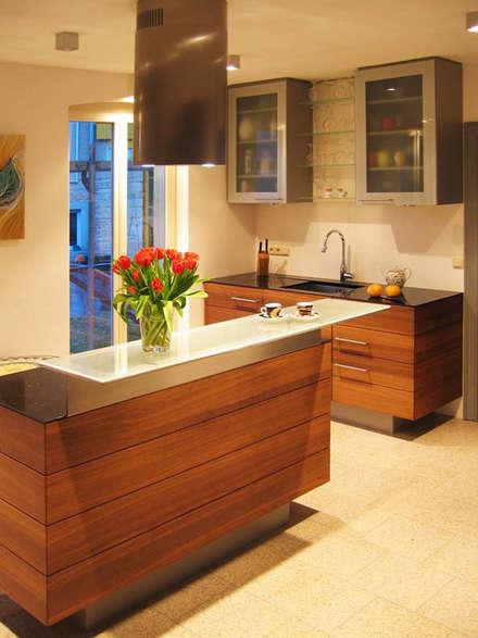 Beautiful Arbeitsplatte Küche Massivholz Pictures - Ridgewayng ...