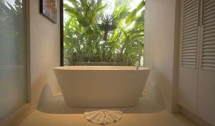 Bath: asian Bathroom by Alissa Ugolini - homify UK