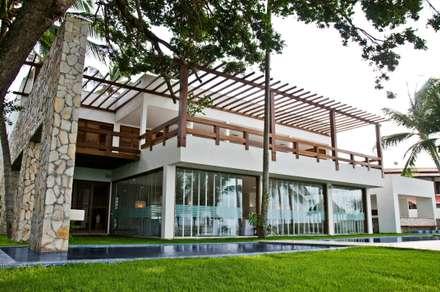 Renato Teles Arquitetura의  주택