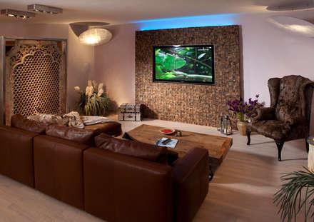 wohnzimmer einrichtung, design, inspiration und bilder | homify - Wohnzimmer Design Wande