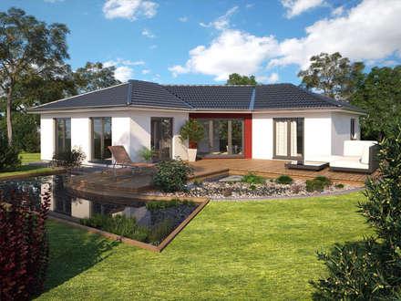 Top Star 109 Garten: Moderne Häuser Von Hanlo Haus