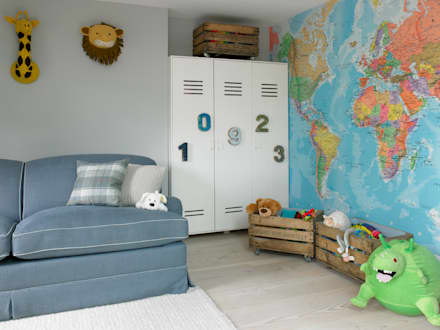 Little LEIVARS: eclectic Nursery/kid's room by LEIVARS