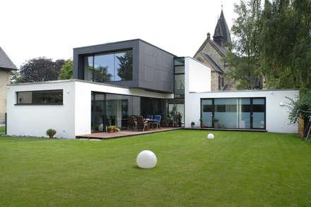 moderne häuser - architektur, design ideen & bilder | homify - Moderne Haus Architektur
