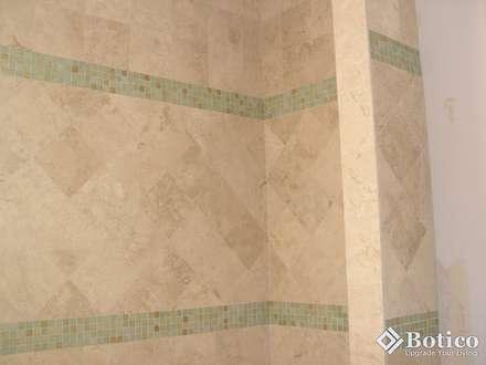 Complete Bathroom Remodel in Sheffield: colonial Bathroom by Botico