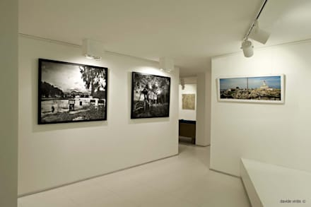 Blendage gallery store: Musei in stile  di beatrice pierallini