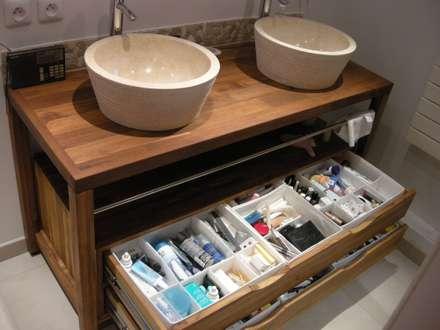 Salle de bain : Salle de bain de style de style Scandinave par Parisdinterieur