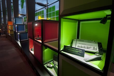 Games Lounge Exhibition:  Museums by NRN Design