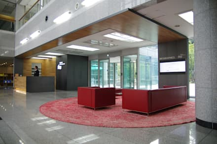 قاعة مؤتمرات تنفيذ Design Solution