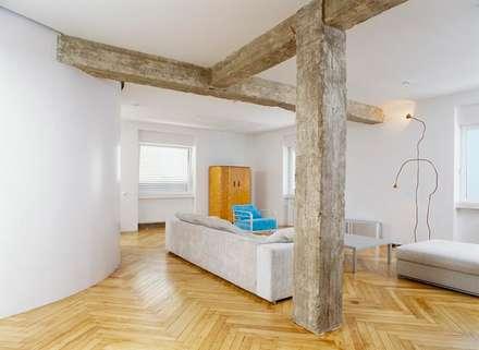 Salones minimalistas dise o y decoraci n homify - Maroto e ibanez ...