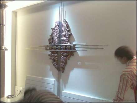 metal art:  Walls by Drashtikon designer consultant (kamal maniya)
