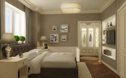 Спальня: Спальни в . Автор – studio forma