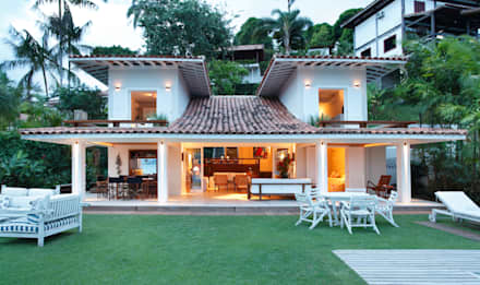 country Houses by Escala Arquitetura